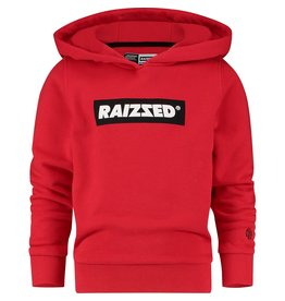 Raizzed Raizzed jongens hoodie New York Blast Red