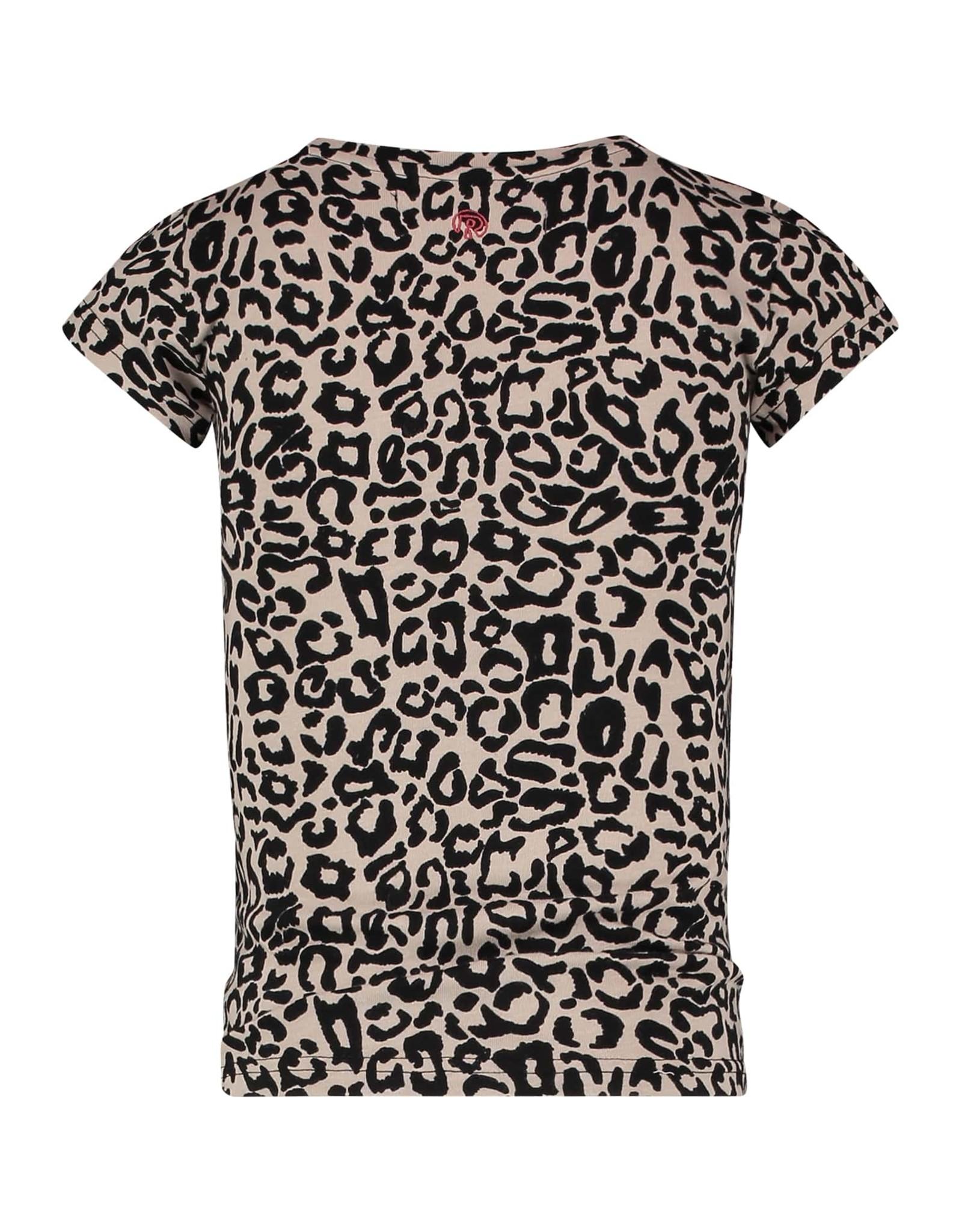 Raizzed Raizzed meiden t-shirt Toulouse Sand Animal
