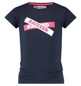 Raizzed Raizzed meiden t-shirt Honolulu Dark Blue