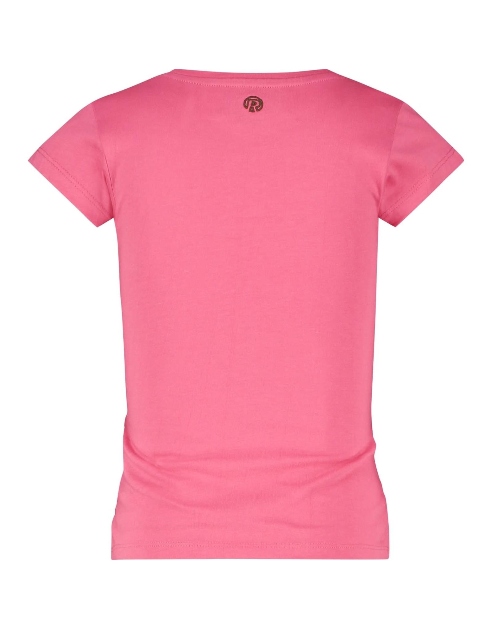 Raizzed Raizzed meiden t-shirt Honolulu Fusion Pink
