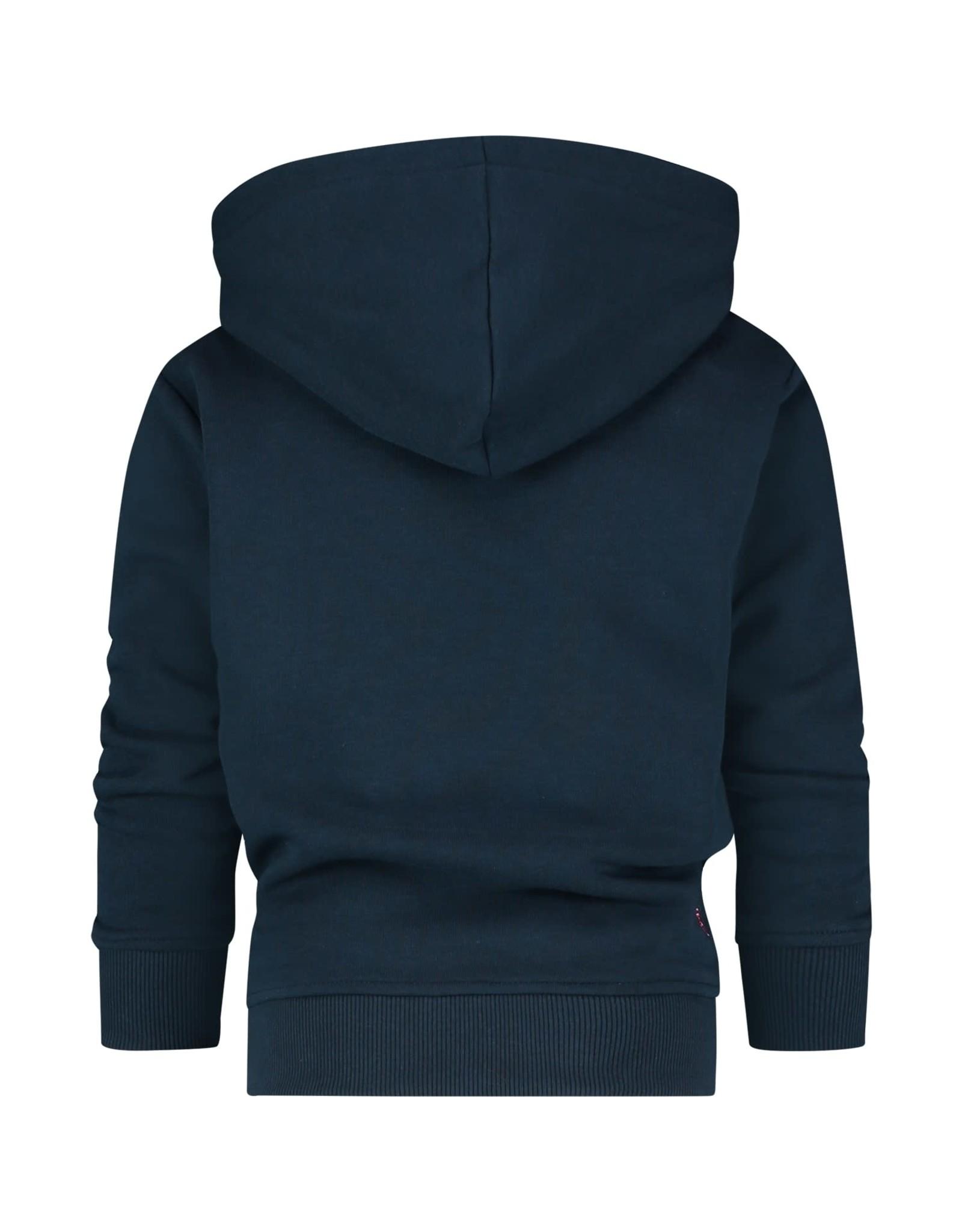 Raizzed Raizzed meiden hoodie Valencia Dark Blue
