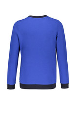 Bellaire Bellaire jongens sweater Kees Stone Blue