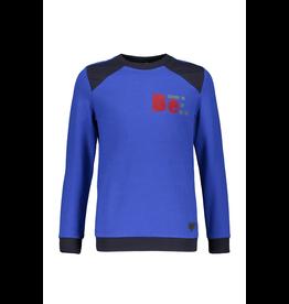 Bellaire Bellaire jongens sweater Kees Stone Blue