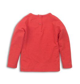 Koko Noko Koko Noko meisjes logo shirt Red