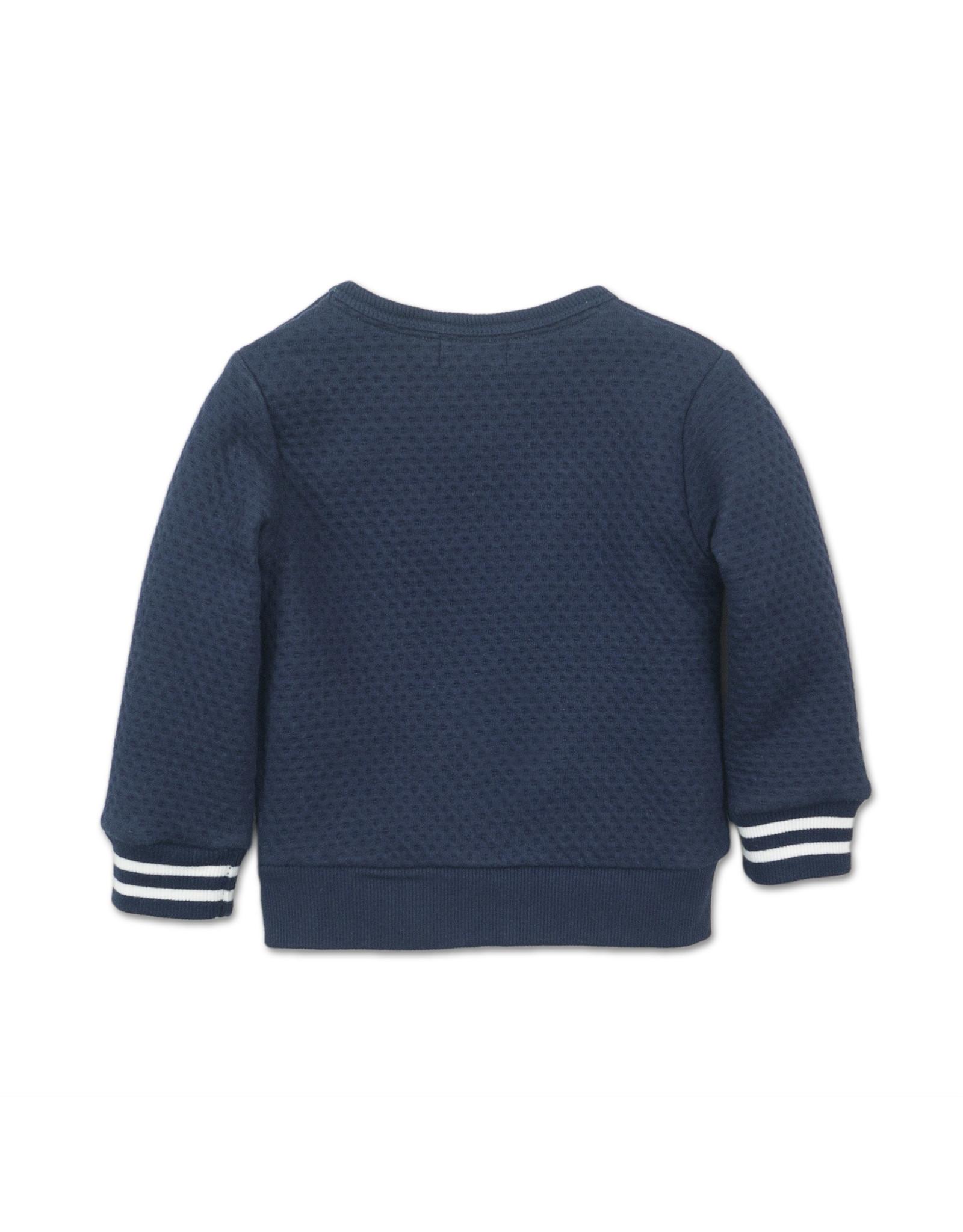 Dirkje Dirkje baby jongens sweater DNM