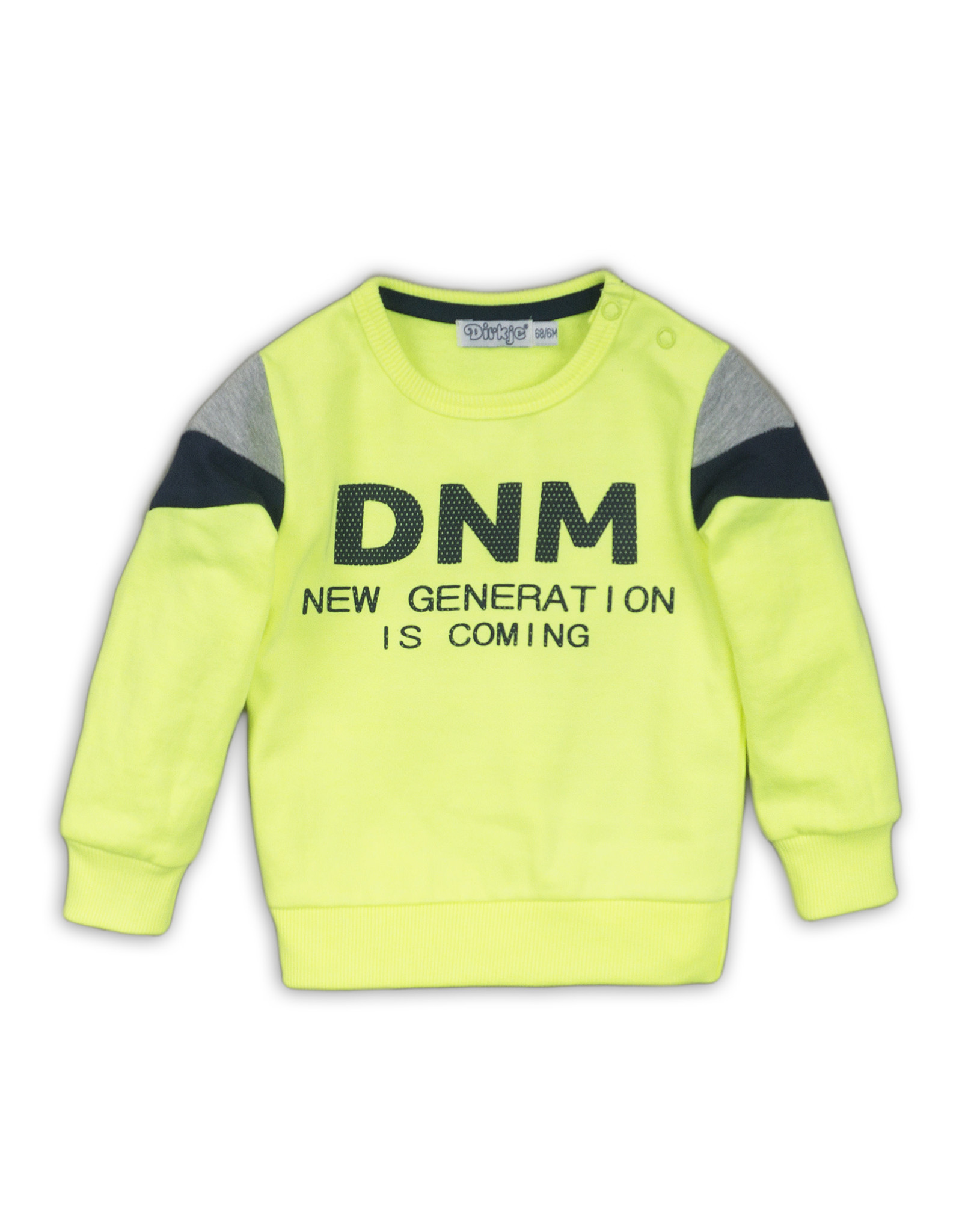 Dirkje Dirkje baby jongens sweater New Generation