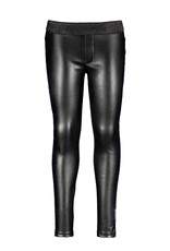 B.Nosy B.Nosy meisjes leatherlook legging Black