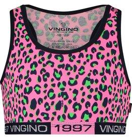 Vingino Vingino meiden ondergoed top Bella Neon Pink