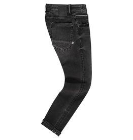 Vingino Vingino jongens 4-way stretch jeans Alfons Black Vintage