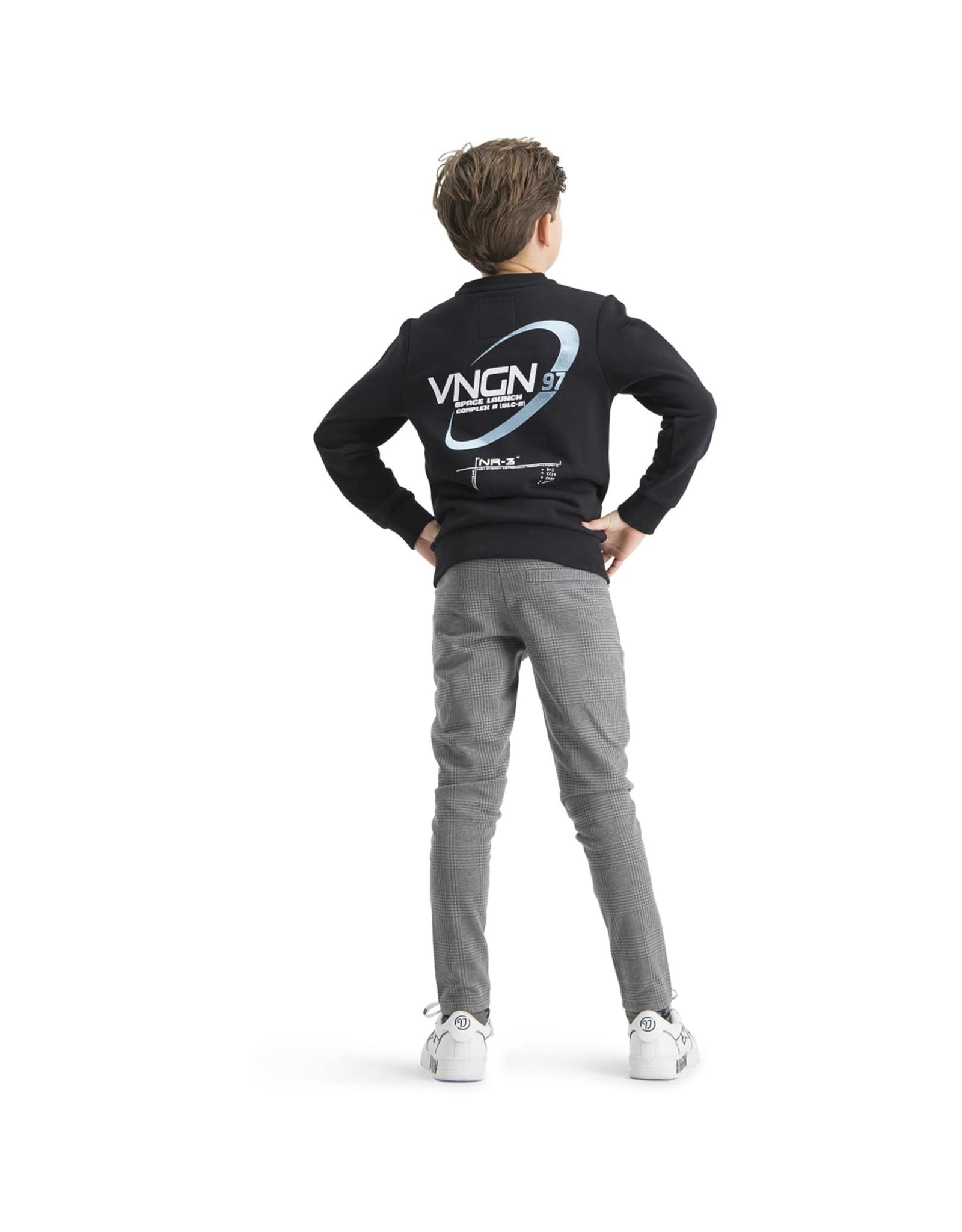 Vingino Vingino jongens joggingbroek Sace Dark Grey