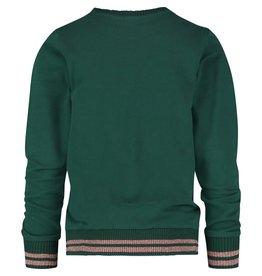 Vingino Vingino meiden sweater Nevalie Deep Green