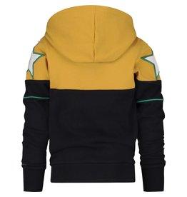 Vingino Vingino meiden hoodie Nelke Ochre Yellow