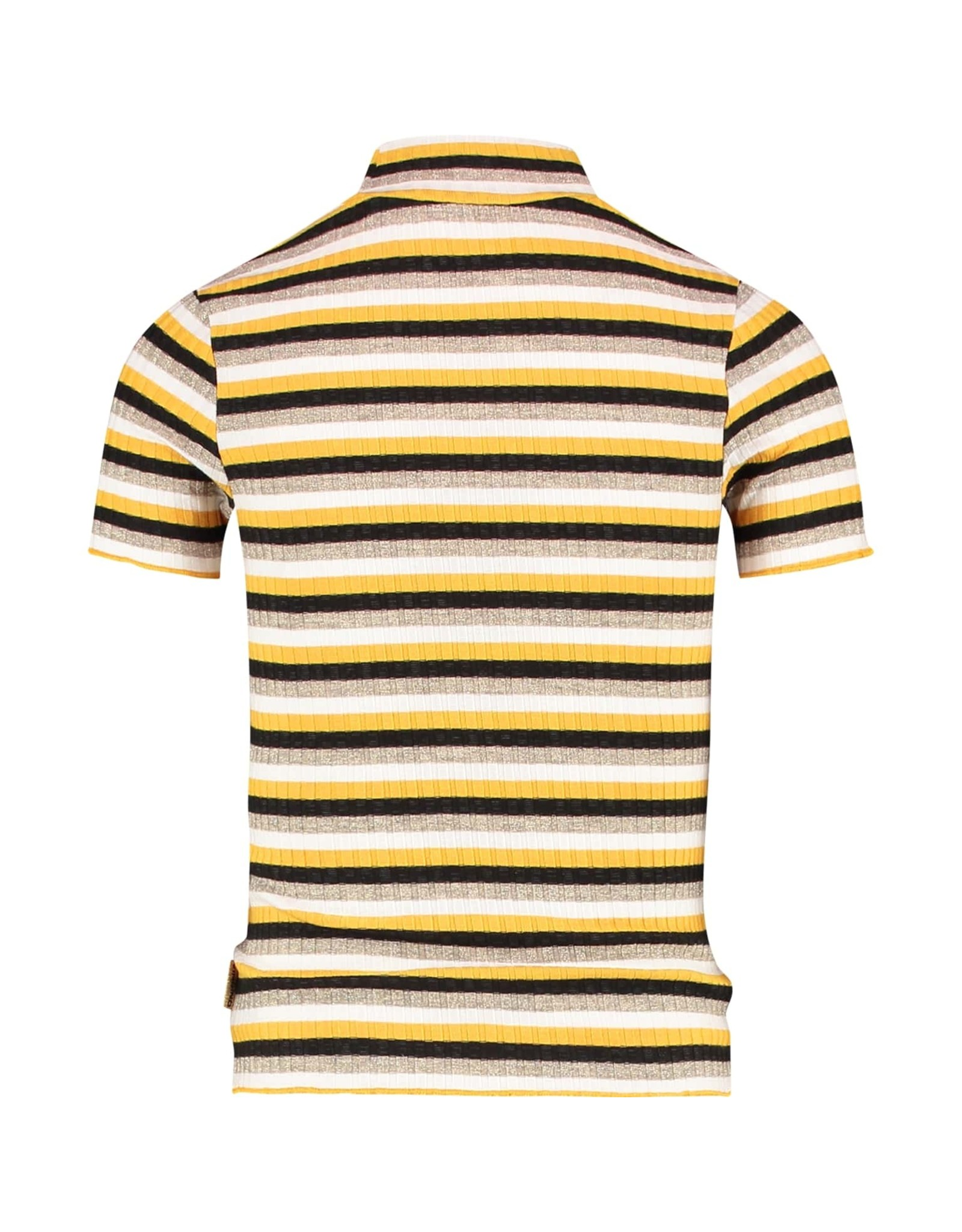 Vingino Vingino meiden t-shirt Halieke Ochre Yellow