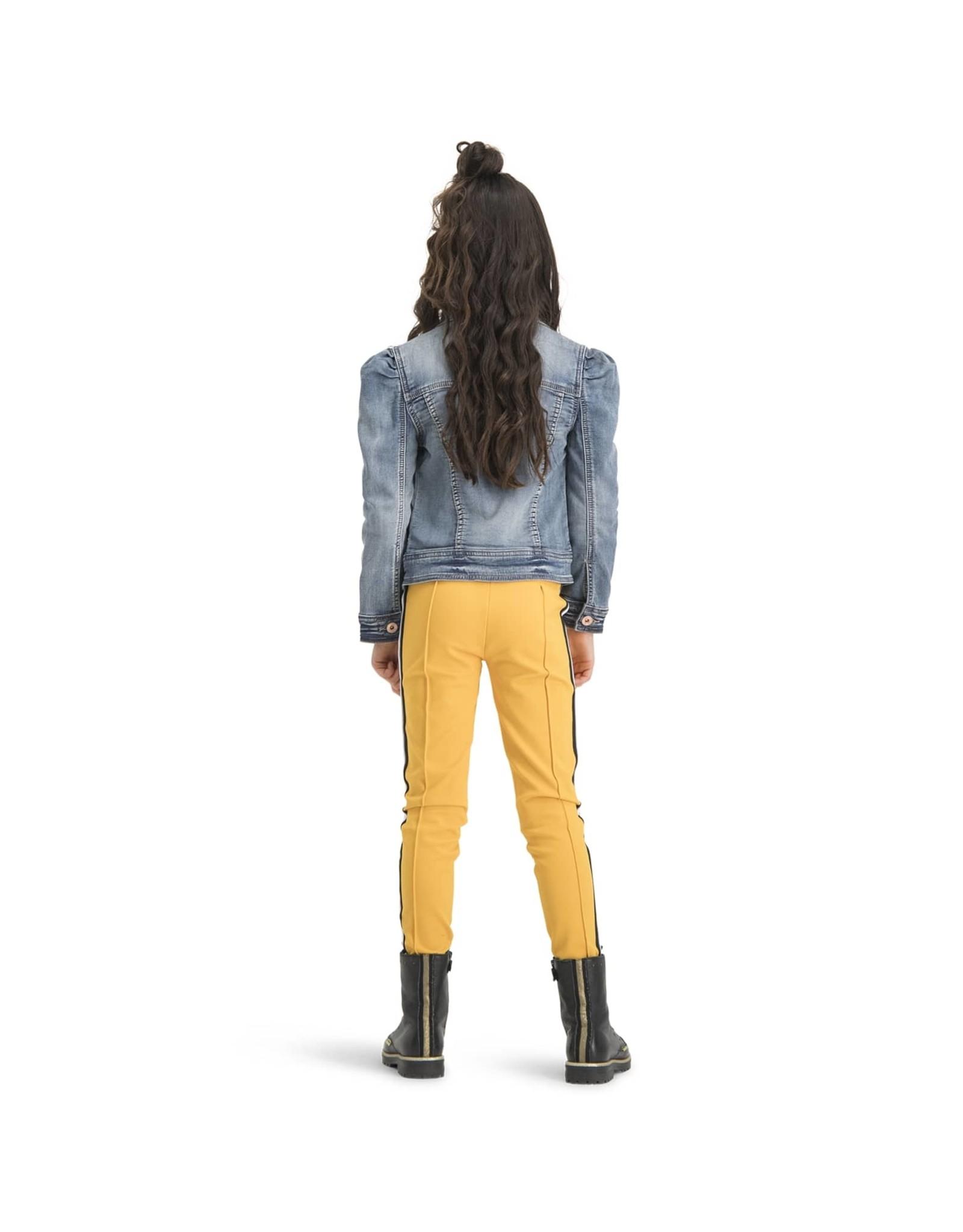 Vingino Vingino meiden broek Sevila Ochre Yellow