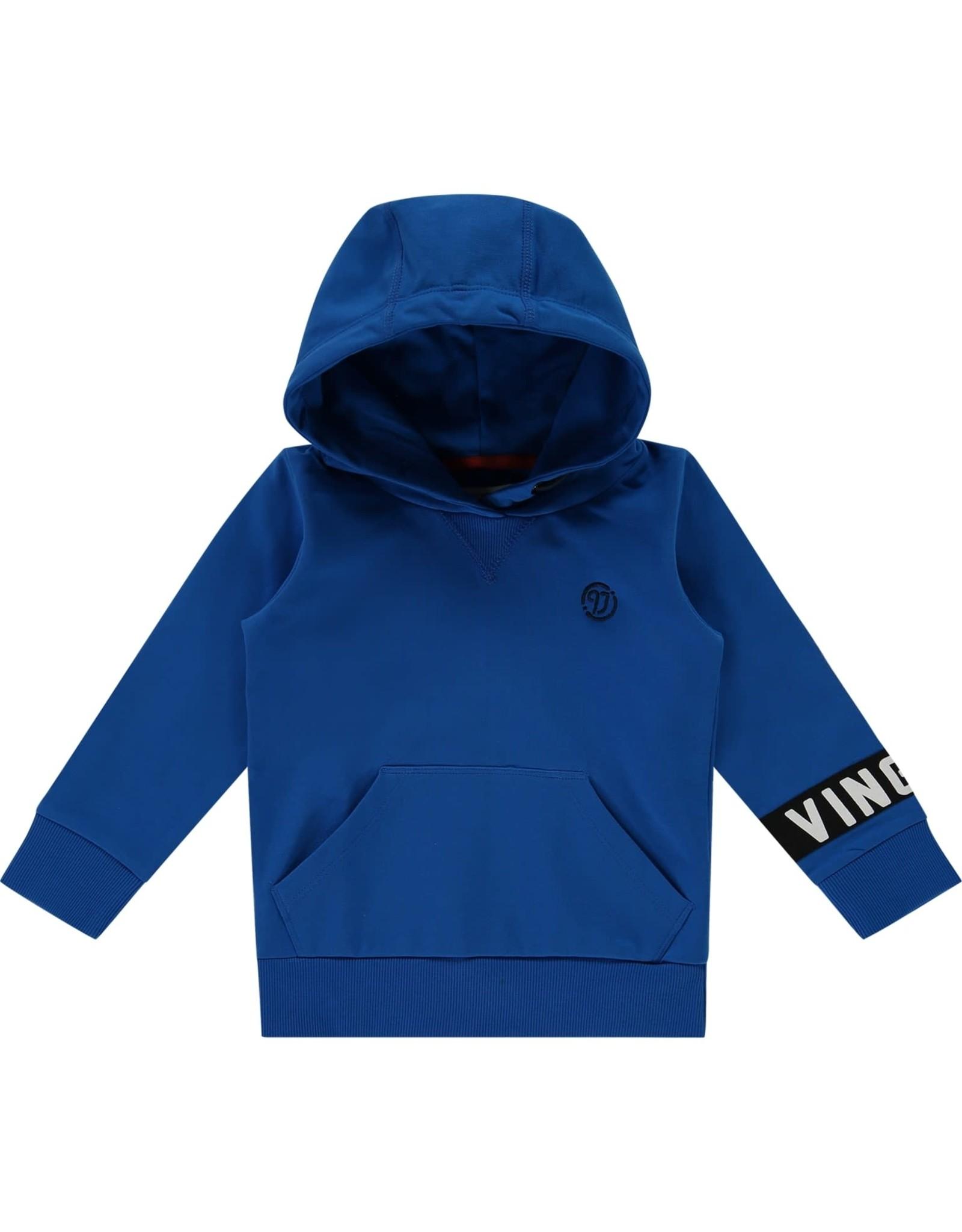 Vingino Vingino jongens hoodie Nevin Mini Capri Blue