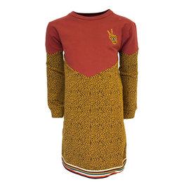 Topitm Topitm meiden jurk Alea Colour Block