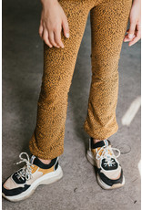 Topitm Topitm meiden flairedpants Annemoon Leopard Brown