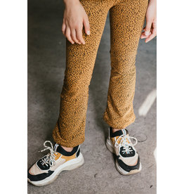 Topitm Topitm meiden flairedpants Annemoon Leopard Brown
