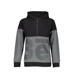 Bellaire Bellaire jongens sweater Kakoi Dark Grey Melee
