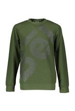 Bellaire Bellaire jongens sweater Kone Deep Forest