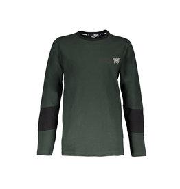 Bellaire Bellaire jongens shirt Kevis Deep Forest
