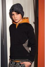 Bellaire Bellaire jongens vest Adam Jet Black