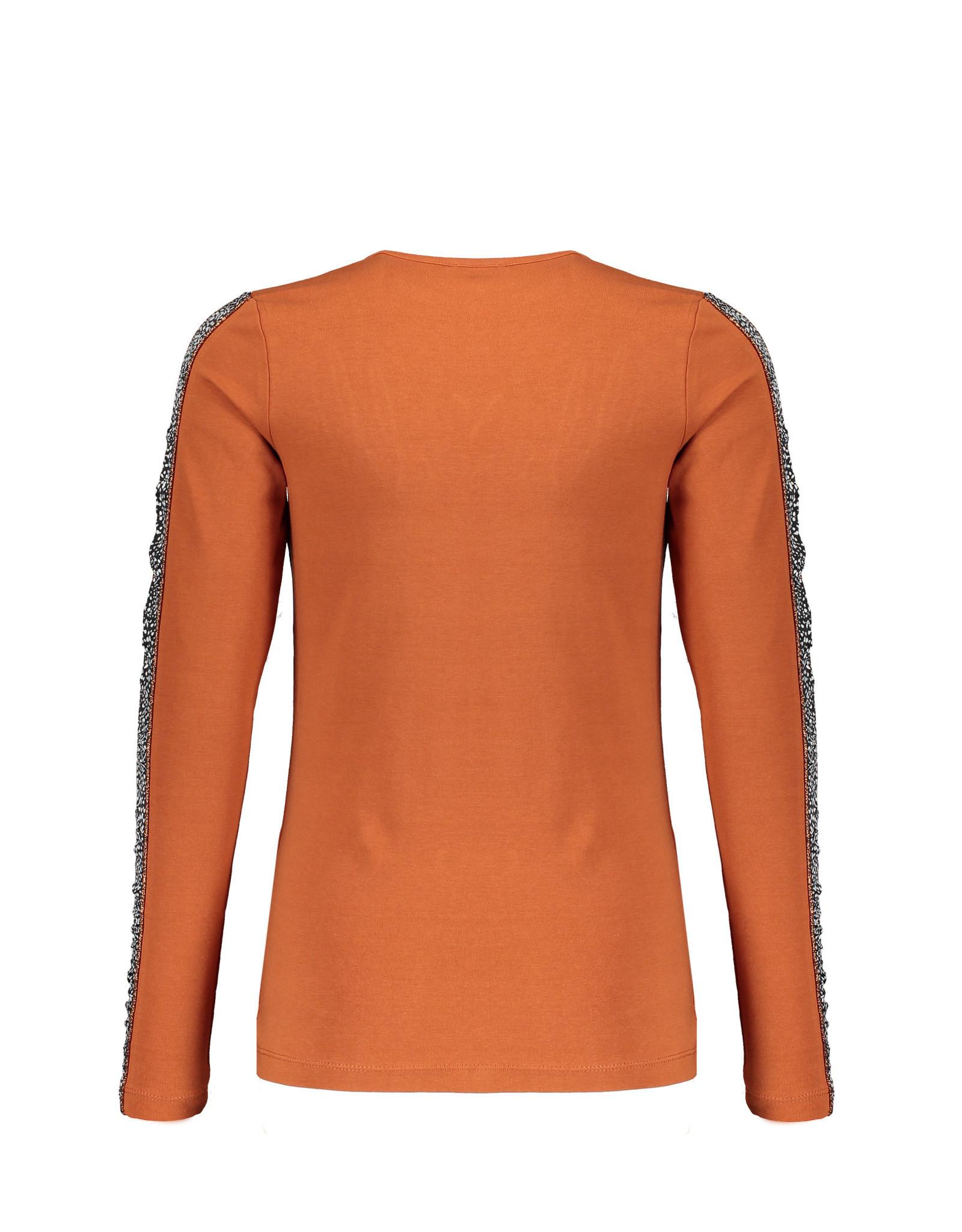 NoBell meiden shirt Kanel Chestnut