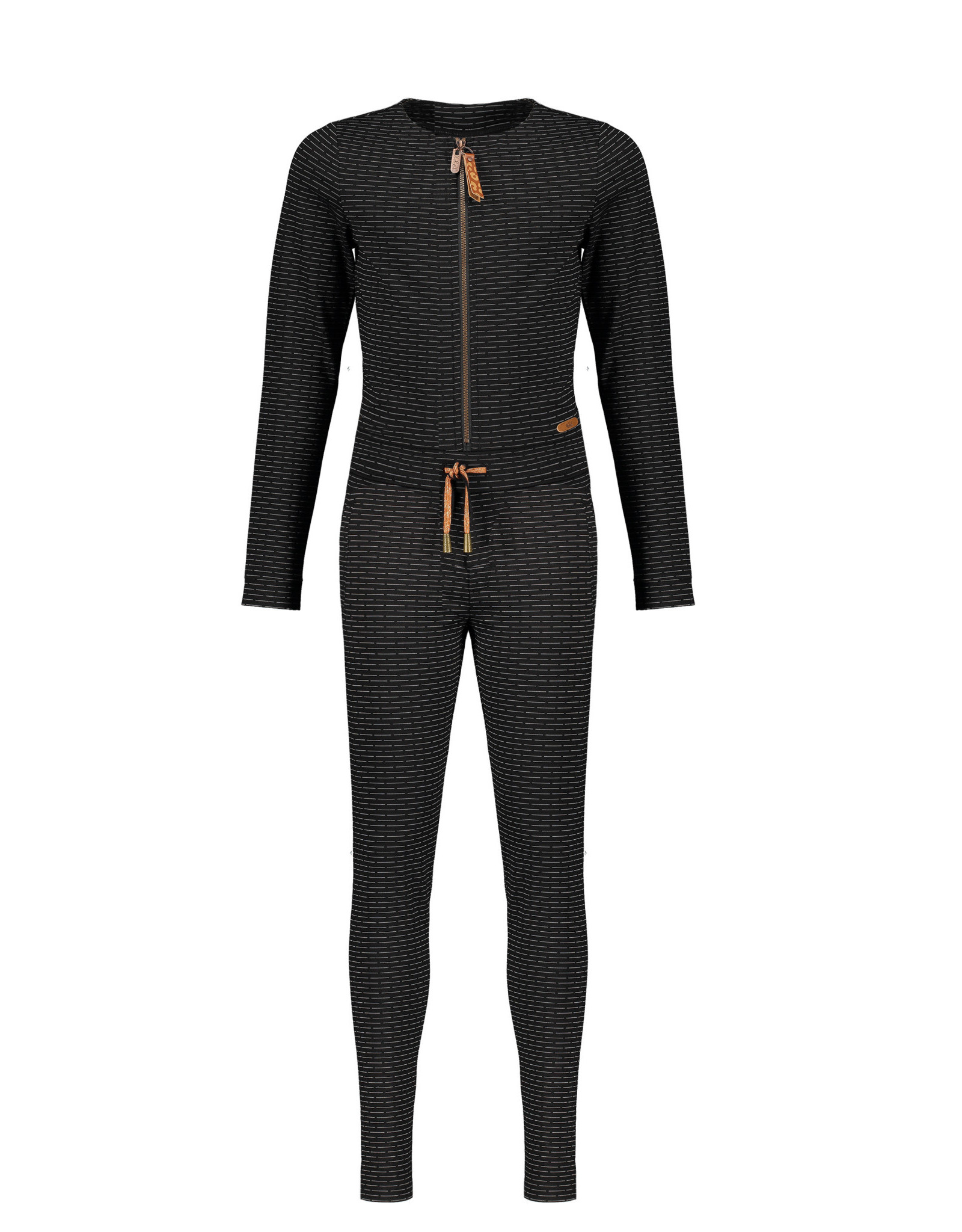 NoBell meiden jumpsuit Suity Jet Black
