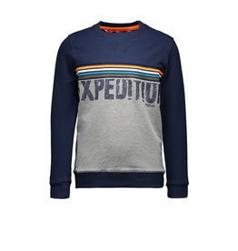 TYGO & vito TYGO & vito jongens sweater Expedition Navy