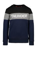 TYGO & vito TYGO & vito jongens sweater Thunder Navy