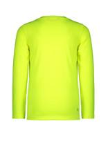 TYGO & vito TYGO & vito jongens shirt Explore Safety Yellow