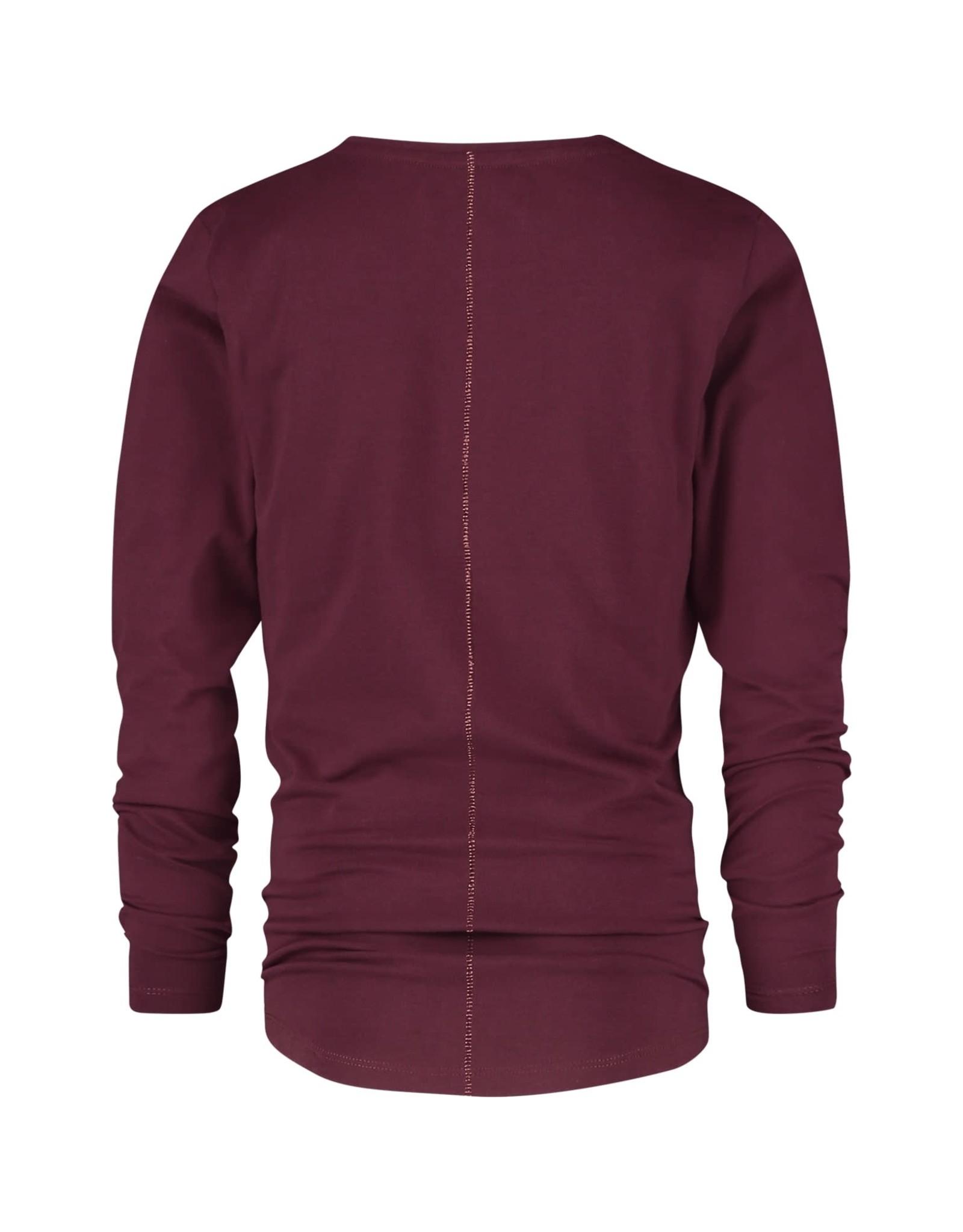 Vingino Vingino meiden shirt Jerney Bordeaux Red