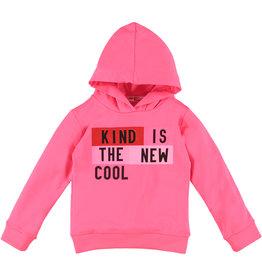 O'Chill O'Chill meiden hoodie Pleun Pink