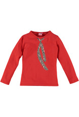 O'Chill O'Chill meiden shirt Vosse Red