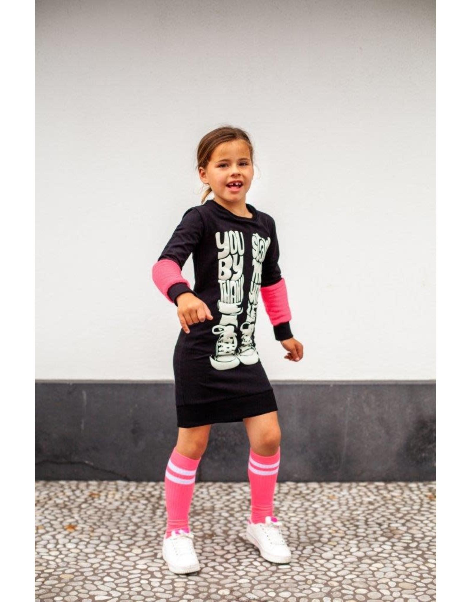 O'Chill O'Chill meiden sokken Neon Pink W20