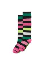 Quapi Quapi meisjes sokken Didi Multi Colour Stripe