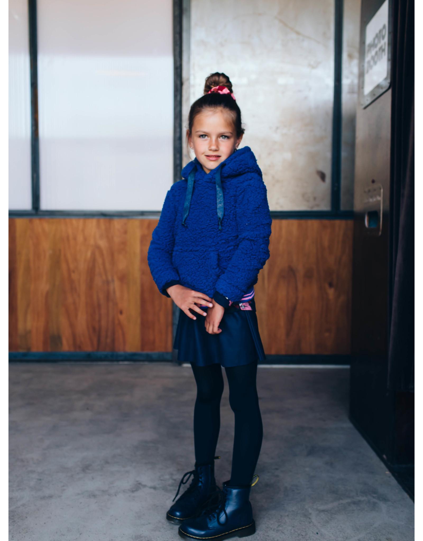 Quapi Quapi meisjes rokje Dulcy Dark Blue