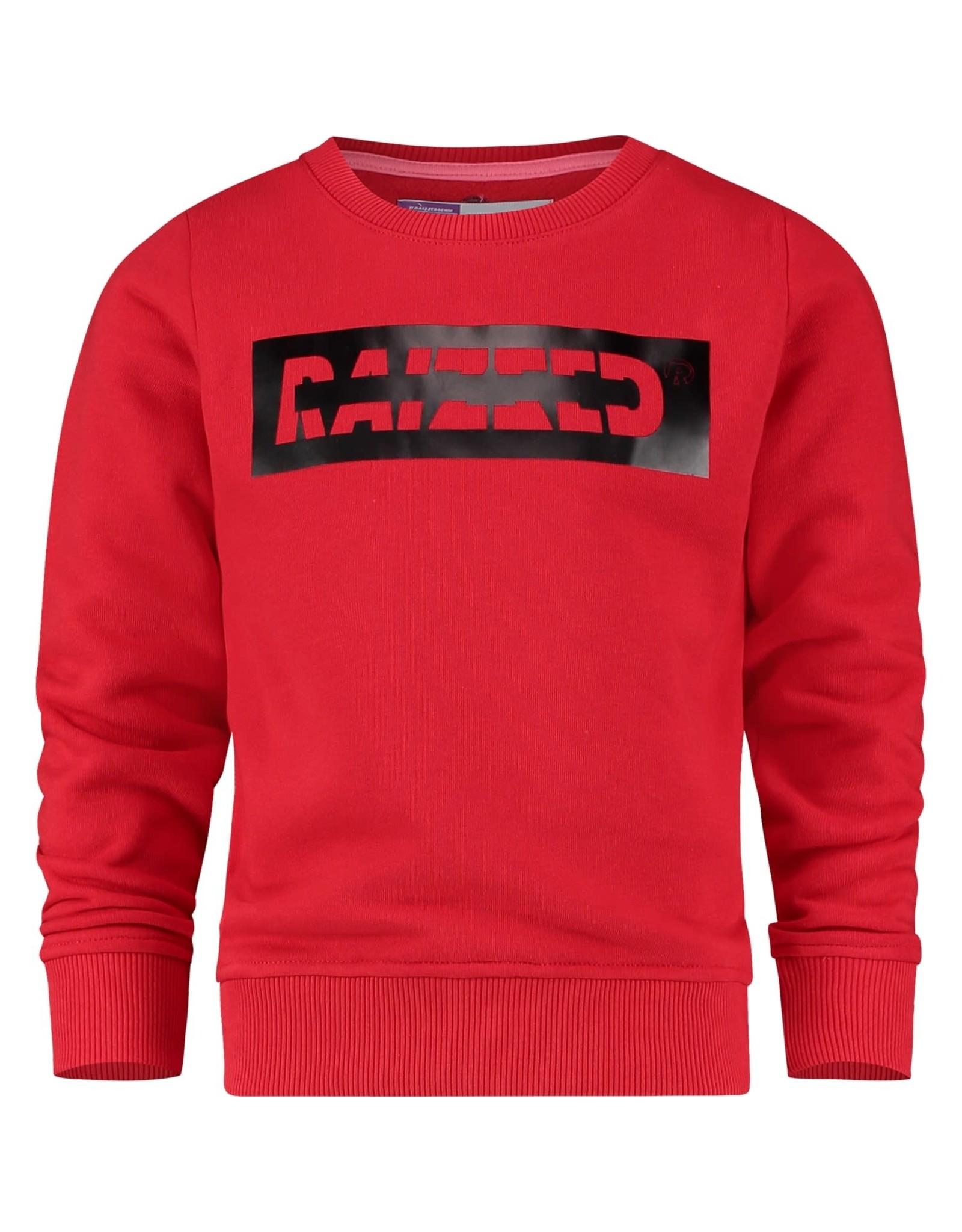 Raizzed Raizzed meiden sweater Sevilla Blast Red