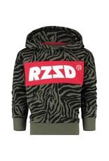 Raizzed Raizzed meiden hoodie Riga Army Zebra