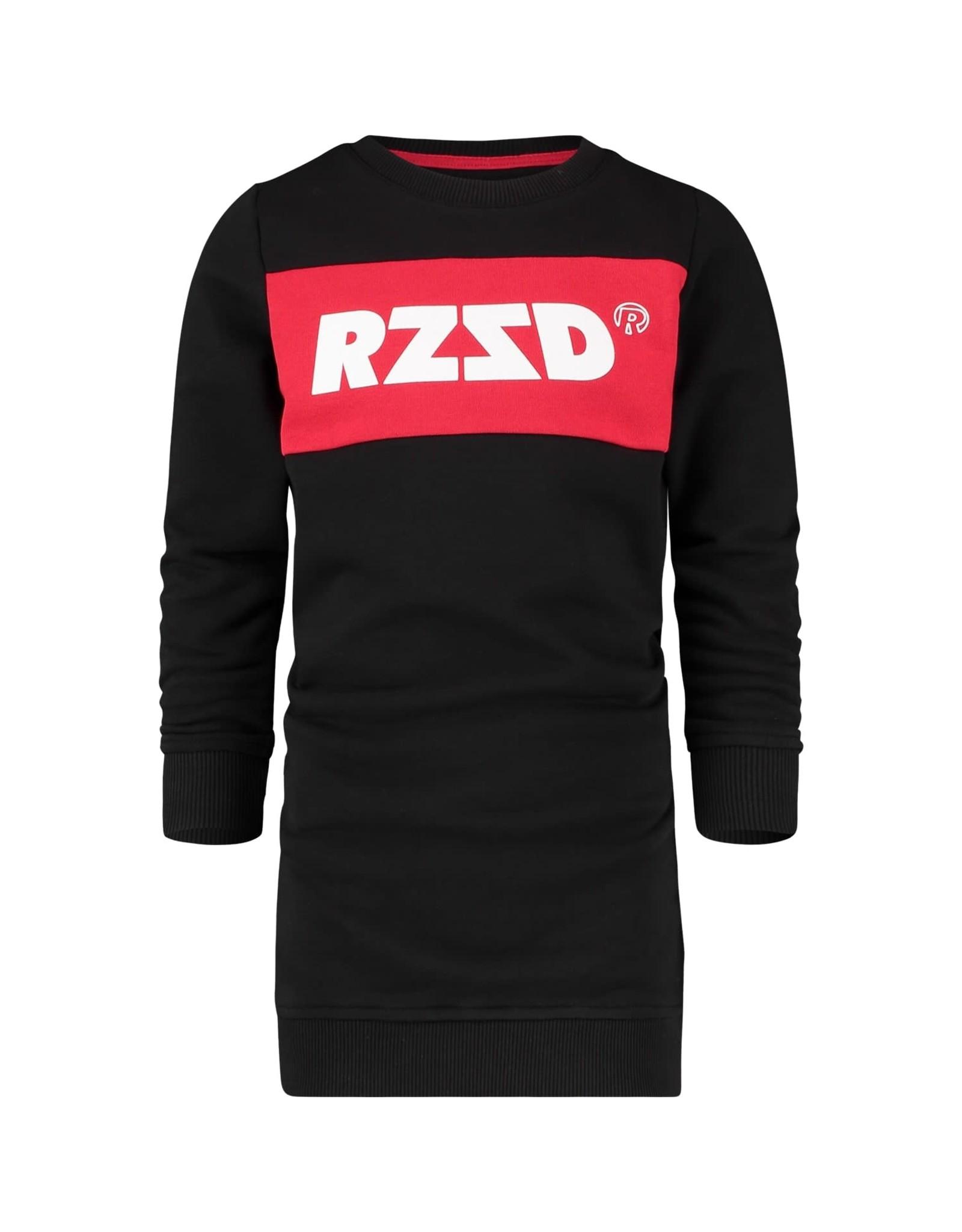 Raizzed Raizzed meiden jurk Dublin Deep Black