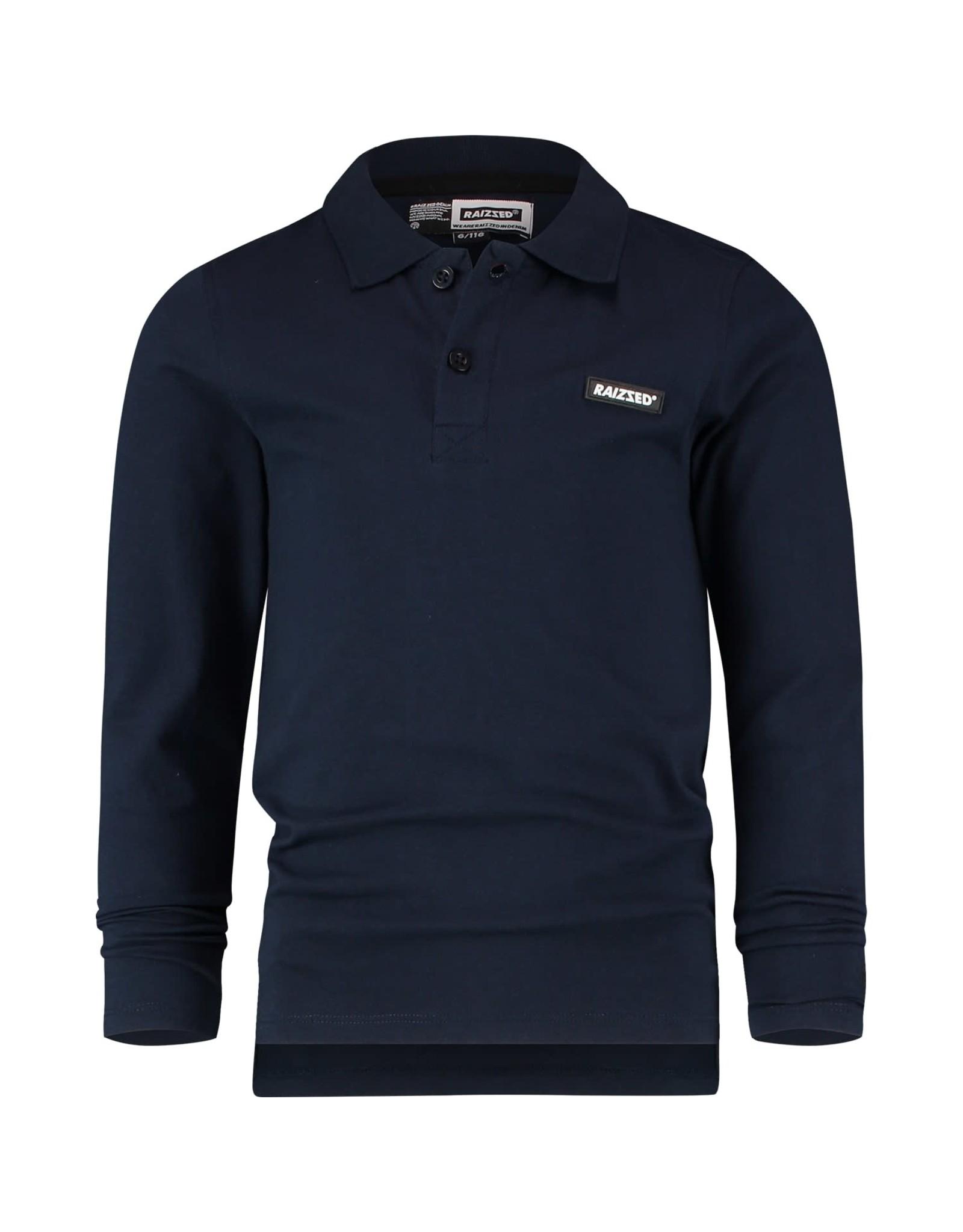 Raizzed Raizzed jongens polo shirt Kazo Dark Blue