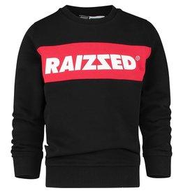 Raizzed Raizzed jongens sweater Novato Deep Black