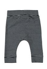 Bampidano Bampidano New Born baby jongens joggingbroek Ayden Clouds Stripe Navy