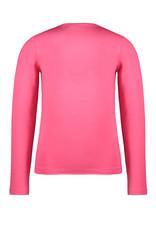 Bampidano Bampidano meisjes shirt Brianna VOILA Dark Pink