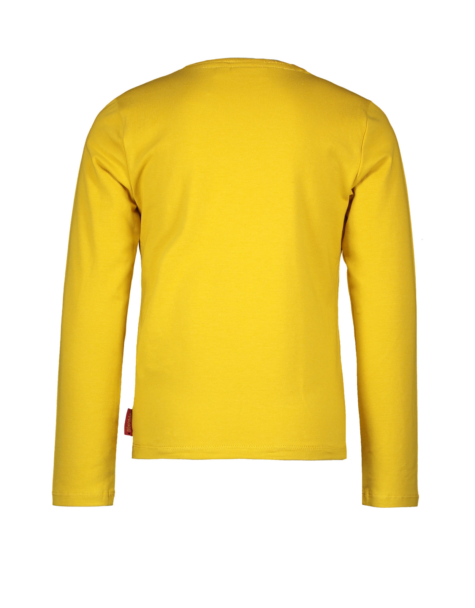 Bampidano Bampidano meisjes shirt Berrin VOILA Ocre Yellow