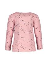 Bampidano Bampidano baby meisjes shirt Bastiana SWEET Light Pink