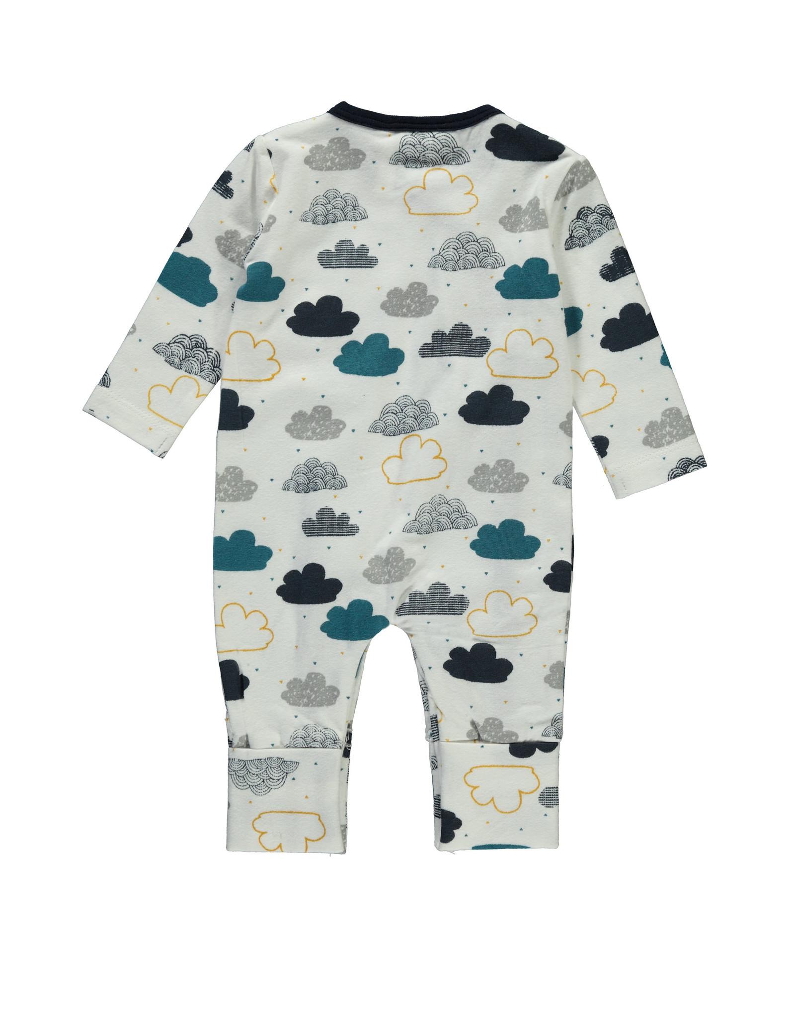 Bampidano Bampidano New Born baby boxpak Ali Clouds Allover
