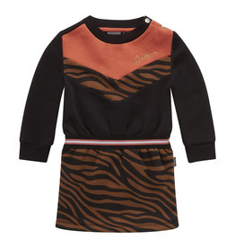 RETOUR Retour baby meisjes jurk Kanika Black