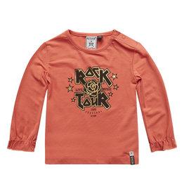 RETOUR Retour baby meisjes shirt Rani Peach