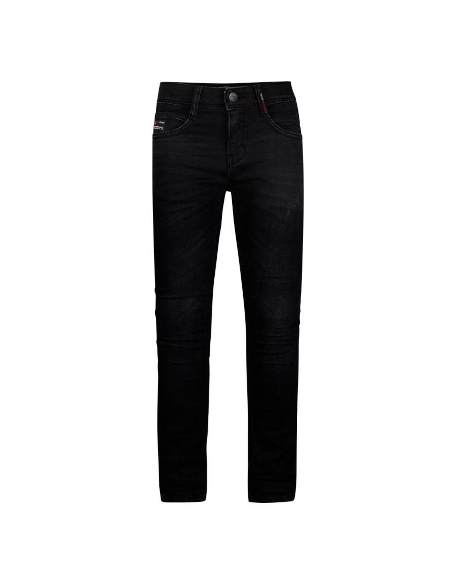 RETOUR Retour jongens jeans Luigi Dark Grey Denim